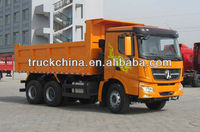 North Benz V3 6x6 dump truck & tipper
