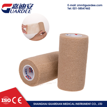 Disposable Non Woven Elastic Cohesive Bandage