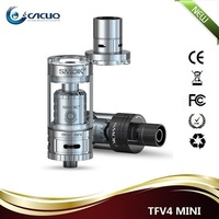 2015 latest Smok tank Smok TFV4 Airflow Design Smok Tfv4 mini Atomizer