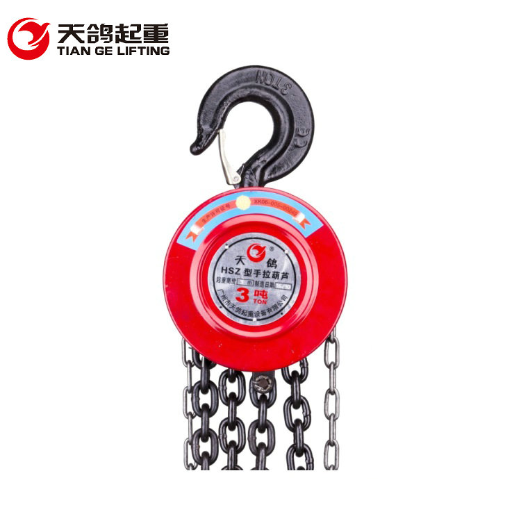 We Supply Combined Corrosion Resistant Chain Block Hoist For Sale