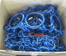 China Forestry Tyre Protection Skidder chains