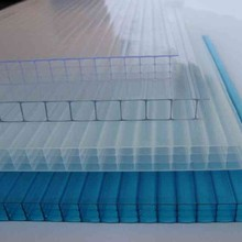 Founctional Polycarbonate hollow sheet for Veno greenhouse