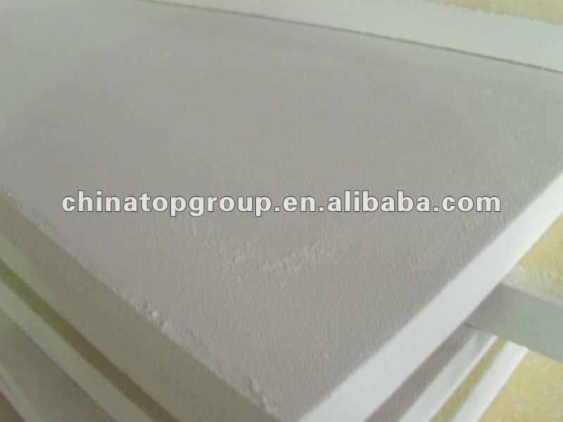 Pvc faced glasswool panel, pvc laminated fiberglass ceiling tiles