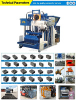 Imported components!Automatic small hydraulic portable mobile egg laying block making machine manufacturer