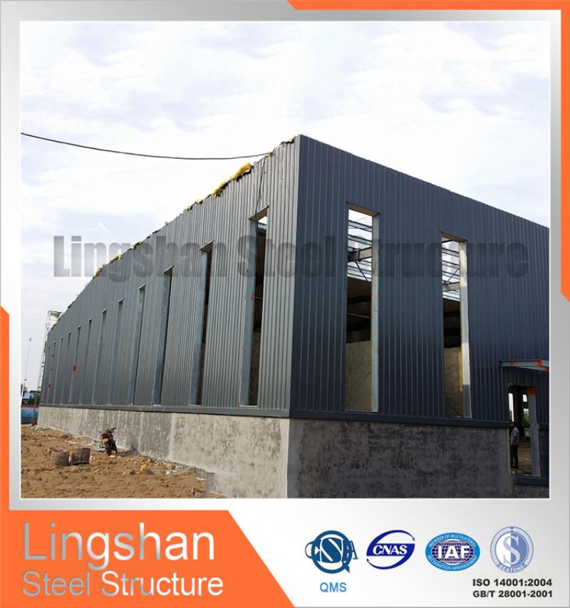 industrial metal warehouse buildings structure