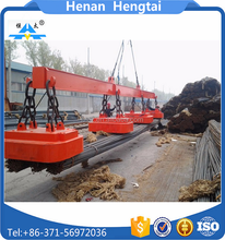 Lifting magnet to steel coil , lifting electromagnet for handling wire rod and steel coils