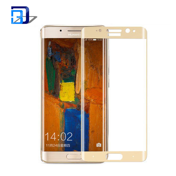 Tempered glass screen protector for huawei mate 9 pro low price mobile phone accessory