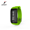 Smart Wristband with Continuous Heart Rate Monitoring and Activity Fitness Tracker Bluetooth Sport Smart Bracelet Watch
