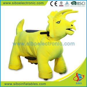 GM59 new model in Sibo coin operated racing machine online buy video game animal rides in mall