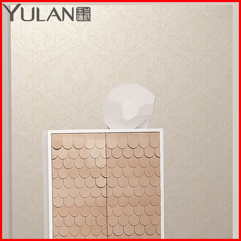 Classic Design Non-woven different types of wallpaper