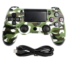 Double Shock Vibration Joystick Gamepads Wired Gamepad Controller For PS4 <strong>Playstation</strong> 4