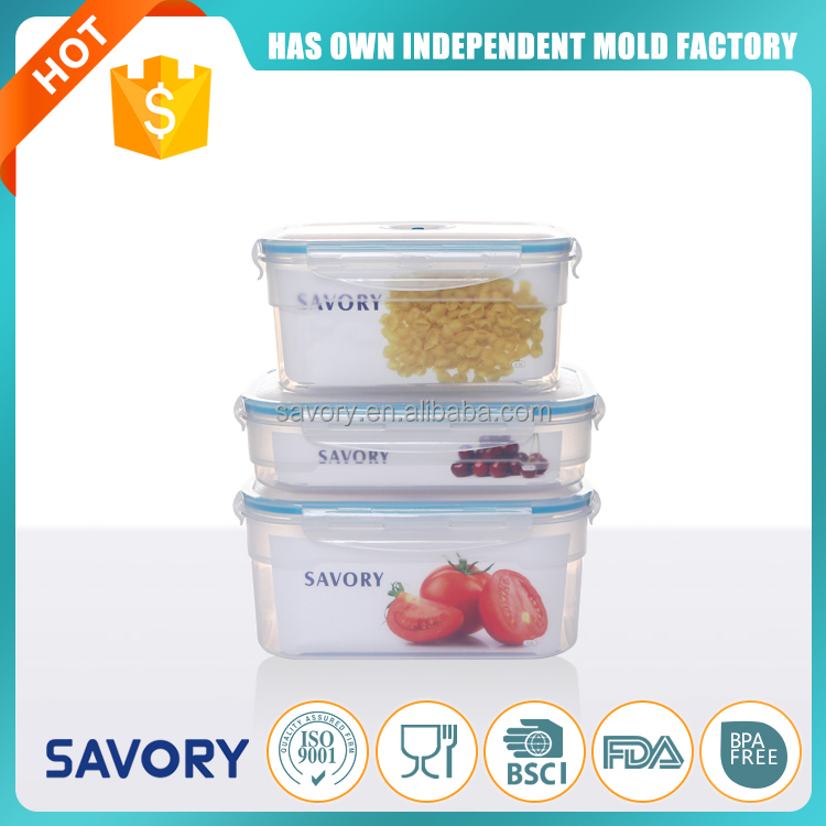 New Design Fresh Keeper Vacuum food warmer container