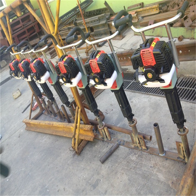 ND-4 Internal Combustion Railway tamping machine Railway Sleeper