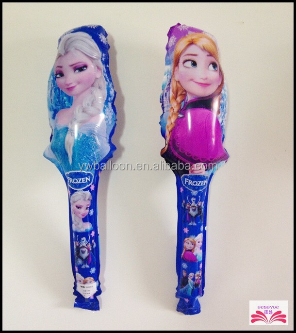 inflatable cartoon balloon clapper