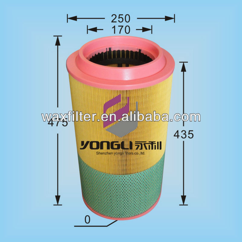 VOLVO generator air filter element 21020091