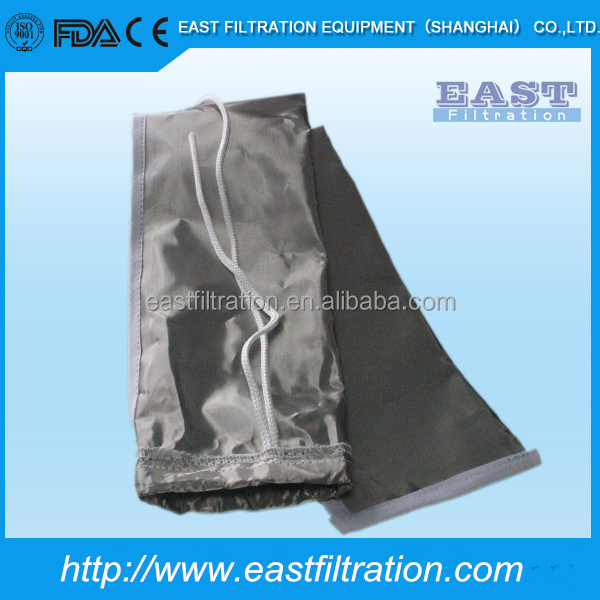 10 Micron Stainless Steel 316 High Efficiency Filter Bag