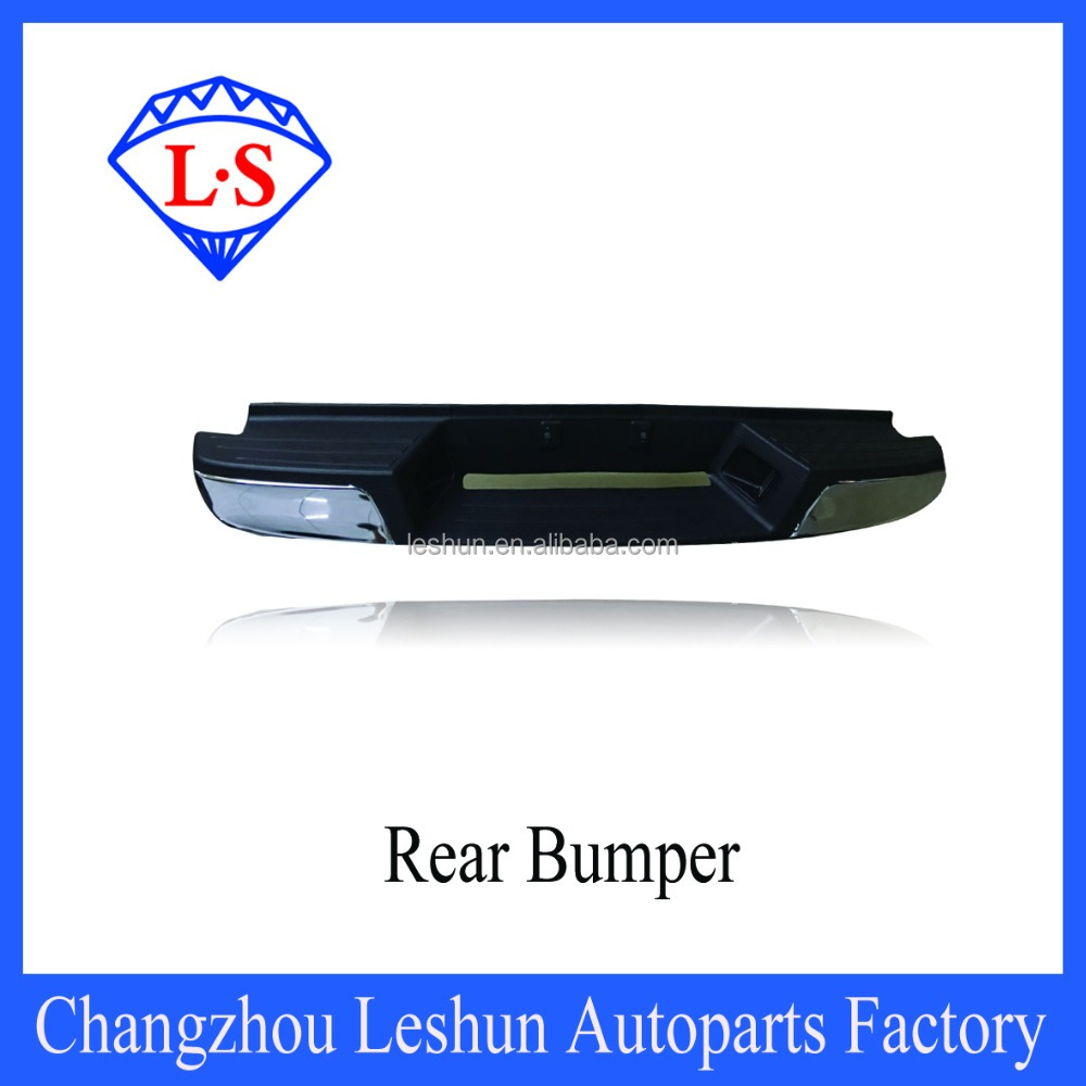 Factory Supply Pickup Rear Bumper 05
