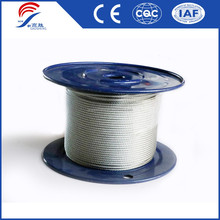 Hot-Dip/Elector Steel Wire Rope