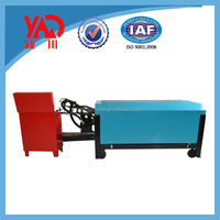 Automatic Prestressed steel wire straightenning and cutting machine