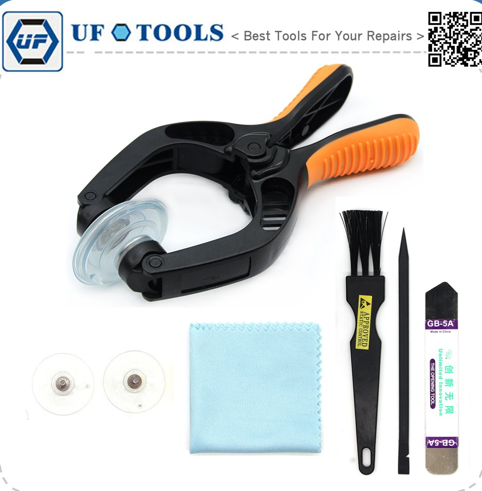 5 IN 1 LCD Screen Opening Pliers Pry Tools Repair Tool Kit For iPhone 4s 5s 6 iPad iPod Cellphone Smart Phone Tablet PC Computer