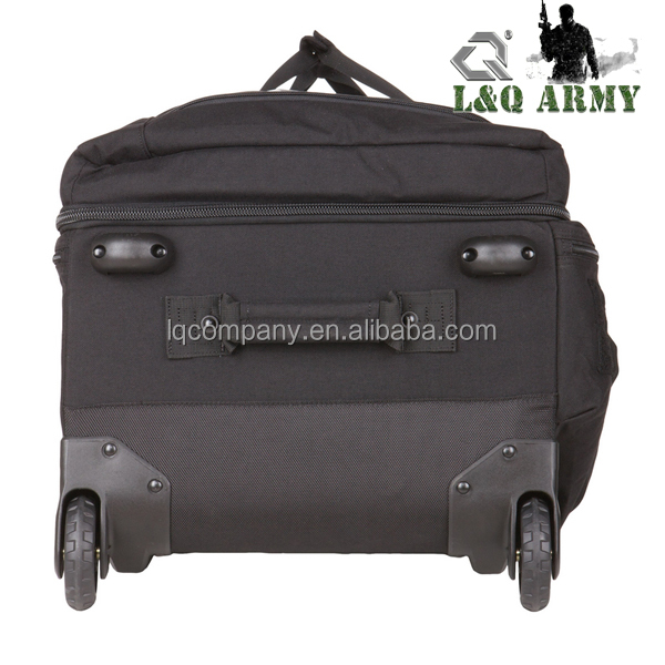 TOP 5 Hot Sale Military Trolley Bag Tactical Luggage Backpack