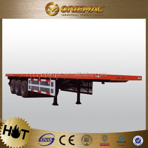 High quality bearing capacity Log carrier truck trailer , truck trailer used for sale germany