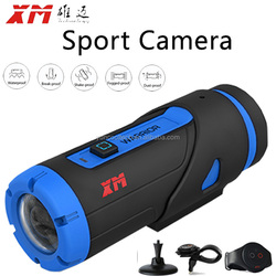 HD 1080P helmet sports action camera good for games like bicycle