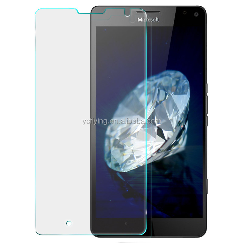 New product have been produced tempered glass screen protector film for Microsoft Nokia Lumia 950XL
