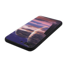 Newest arrivals phone accessories mobile case plastic glass cover
