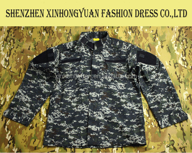 cheap Digital Camouflage BDU Military uniform