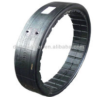 tire-like pneumatic neoprene rubber bladder for industrial brake
