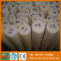Polyether polyurethane rod
