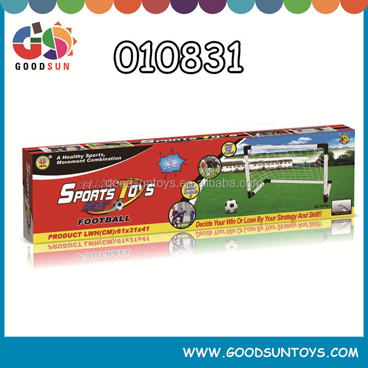 Soccer Goal Football Gates Game Set World Cup Toy