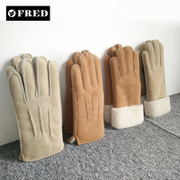 OEM Winter Warm Double Face Sheepskin