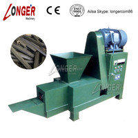 Energy saving sawdust briquette charcoal making machine