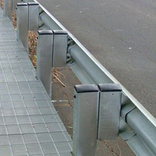 highway metal beam crash barrier price for Guard rail