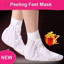 korea japanese foot mask stubborn feet thick skin removal