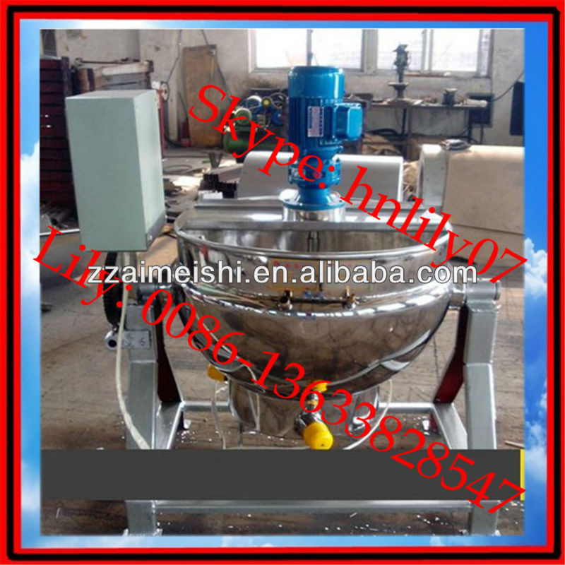 Industrial Cooking Pot 0086-136 3382 8547