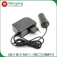factory price xbox 360 ac adapter 220v to 24v 12v power adapter with CE KC PSB INMETRO certificate