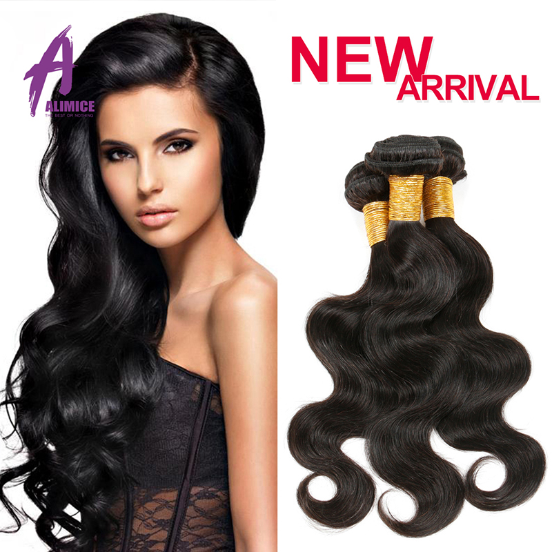 Alibaba Grade 8a Body Wave Hair Extensionbrazilian Body Wave Hair