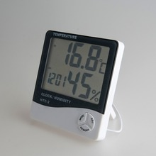 Digital LCD home room temperature household HTC-2 Digital incubator thermometer Best quality