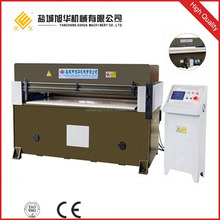 Including automatic step feed mechanism, XH-CL-05 Automatic Roller Feeding Type Precise Four Columns Cutting Machine