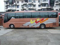chinese bus price GDW6115K tour used bus for sale