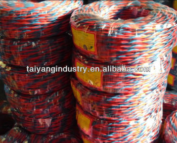 Twin Twisted Flexible Wire 300/300V