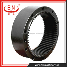 Low Cost Gear Ring Parts Apply to KOBELCO SK200-6 Excavator