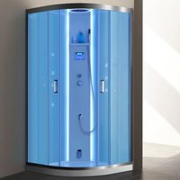 Italian classic design Steam sauna room WD8064