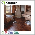 High Level Bedroom Plywood Indoor Floor Matte Surface Hickory Wood Engineered Flooring