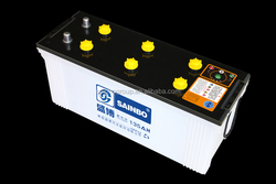 Rechargeable Car Battery 12V135AH Maintenance Free Car Battery