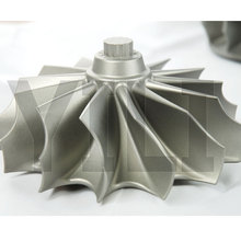 Micro gas turbine jet- engine turbocharger Inconel 713LC turbine wheels supplier