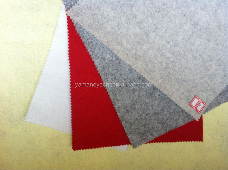 Factory directly sale 1m width wool felt for decration.